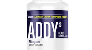 Addy Focus Bottle