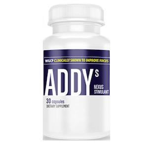 Addy Focus Bottle