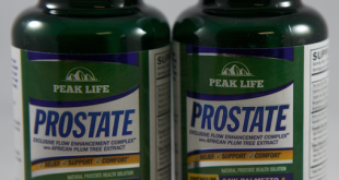 Peaklife Prostate Bottle