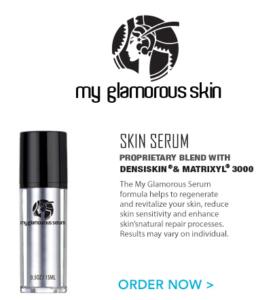 My Glamorous Skin by TS Health LLC