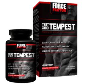 Test X180 Tempest