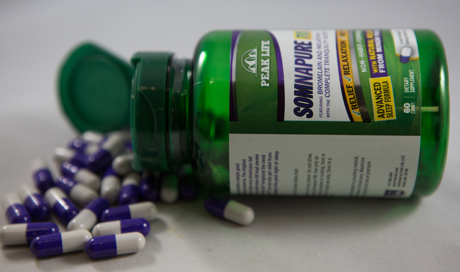 What are the side effects of Somnapure?