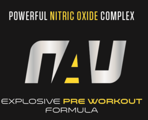 Nitric Alpha Uptake Supplement