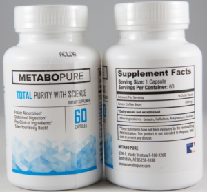 Metabo Pure Supplement