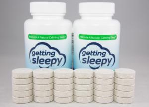 Getting Sleepy Sleep Supplement