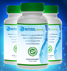 Natural Cleanse Plus Supplement
